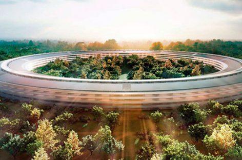 La Nave espacial de Apple se inaugurará en 2016