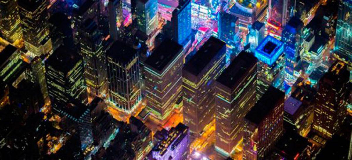 Nueva York como nunca antes se había visto