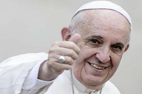 La agenda del Papa en 2015