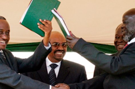 Un tratado que promueve la paz en Sudán del Sur