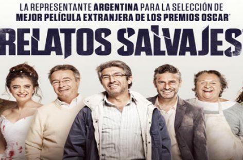 Relatos Salvajes, nominada al Oscar