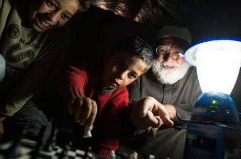 Refugiados, se acabó vivir a oscuras