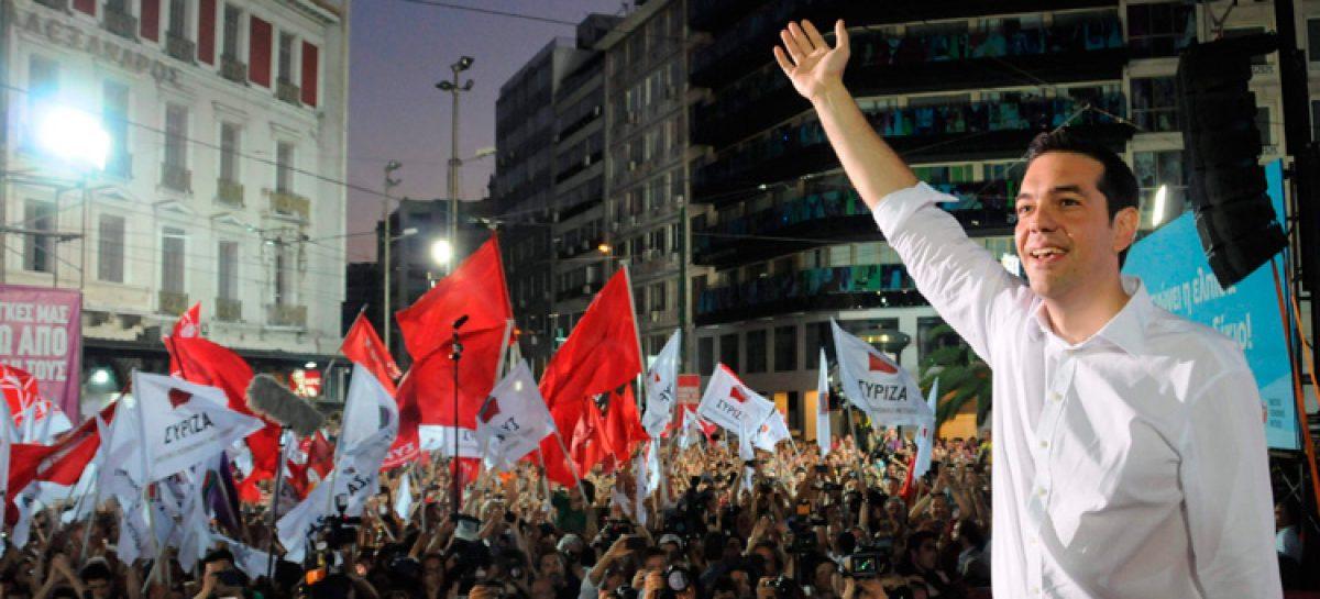 Grecia se abre a un nuevo ciclo