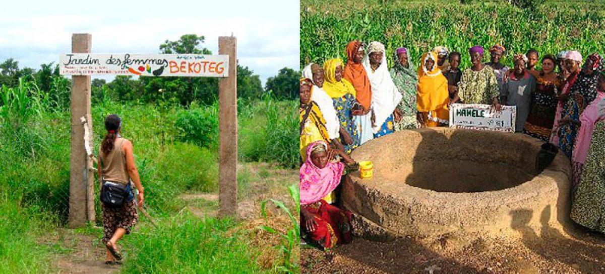 África Viva: mujer, agua y agricultura en Burkina Faso