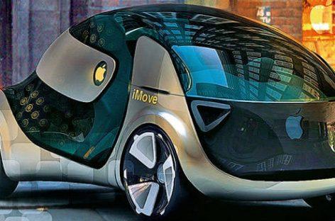 Apple prepara un vehículo eléctrico