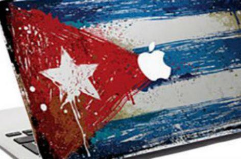 Apple aterriza en Cuba