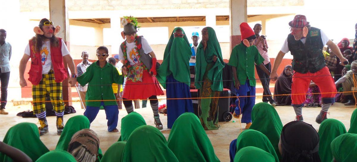 Payasos sin Fronteras. Sonrisas en Etiopía