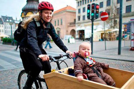Copenhague, un paraíso para los amantes de dos ruedas
