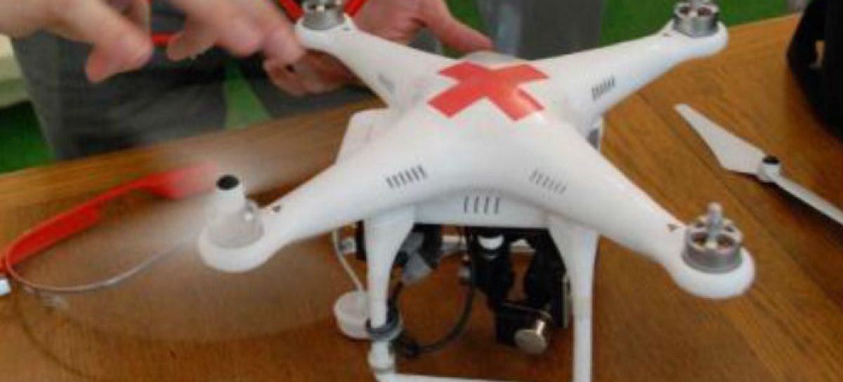 Cruz Roja Española usará drones para emergencias