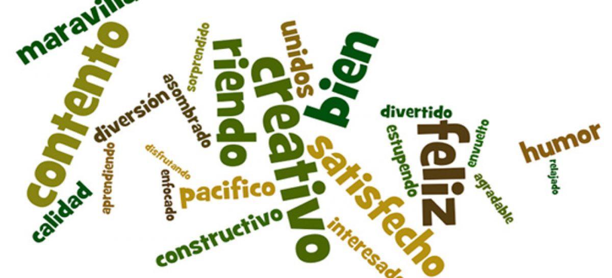 El lenguaje positivo domina la comunicación humana