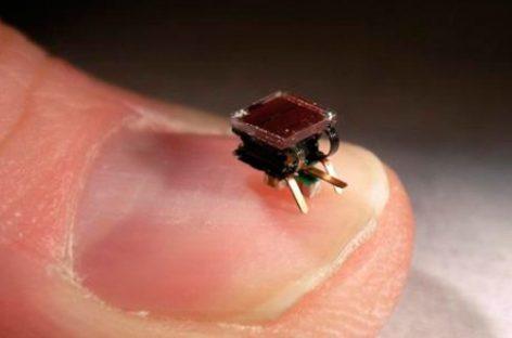Robots miniatura que emulan el comportamiento de las hormigas