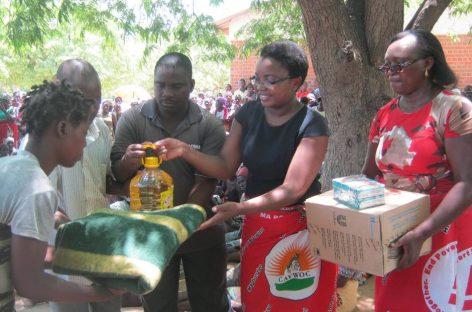 Ayuda en Acción se vuelca con las víctimas de las inundaciones en África