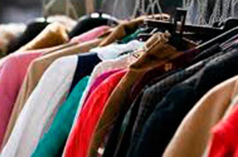 La ropa de segunda mano que cambia vidas