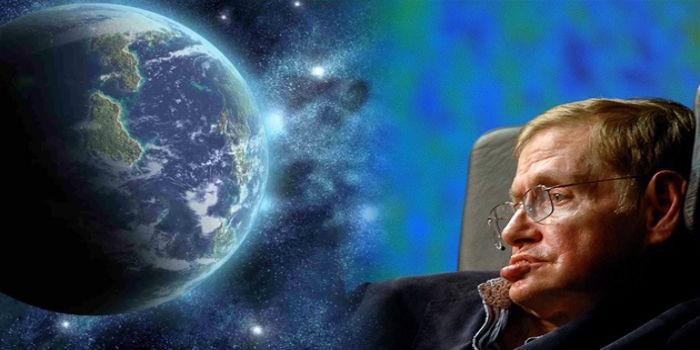 Stephen Hawking, el futuro del ser humano está en el espacio