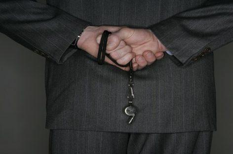 La figura del whistleblower