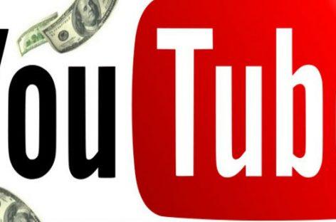 YouTube puede hacerte ganar dinero disfrutando
