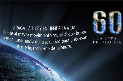 La hora del planeta del 2015