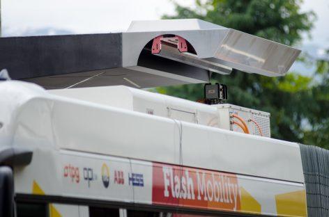 TOSA, el primer bus 100% ecológico
