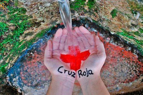 Cruz Roja trabaja contra la escasez del agua