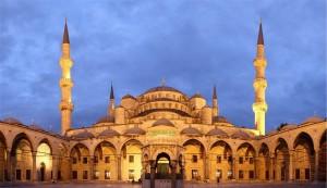 ESTAMBUL Mezquita Azul ISTAMBUL Turquia CRUCEROS 3
