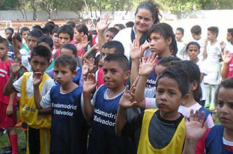 Ayuda en Acción y Fundación Real Madrid apuestan por los valores a través del fútbol en Sudamérica