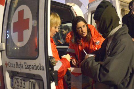 Cruz Roja refuerza la atención a personas sin hogar