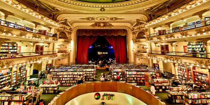 Buenos Aires, la ciudad de los libros