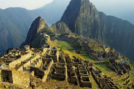 Minuto a minuto, el Machu Picchu se verá desde Street View
