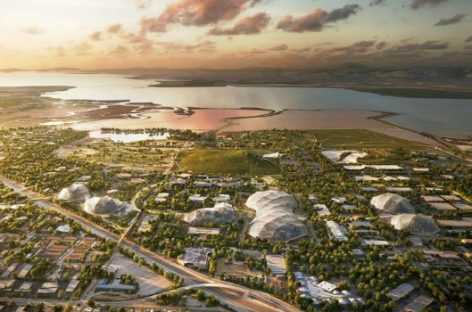 Google convertirá su sede de Mountain View en una ciudad del futuro