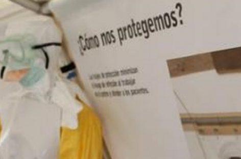 Médicos Sin Fronteras acerca a Madrid la lucha contra el ébola