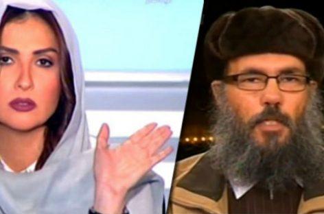 """Rima Karaki, la presentadora que dijo """"basta"""""""