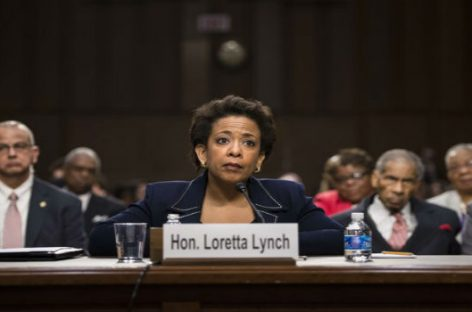 Loretta Lynch ya es fiscal general de los Estados Unidos