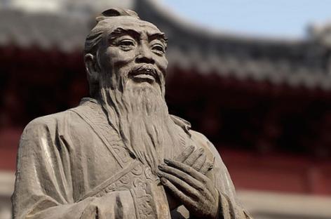 Confucio, su pensamiento en las sociedades asiáticas actuales