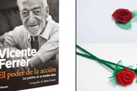 FVF. Regalos solidarios para el día mundial del libro y la diada de Sant Jordi