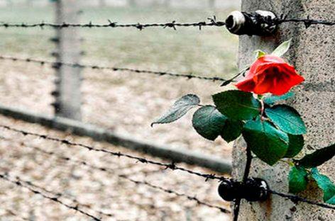 Rememorar el Holocausto para que nunca caiga en el olvido