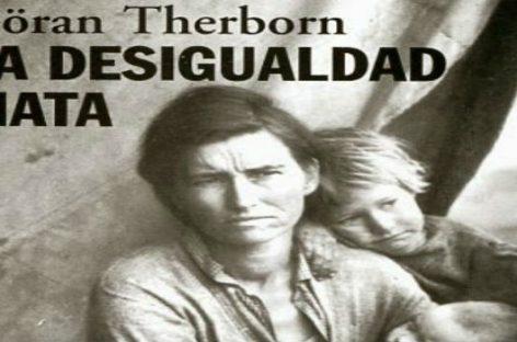 Desigualdad, el sociólogo Göran Therborn llama a combatirla juntos