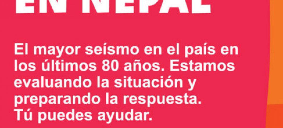 El mundo con Nepal