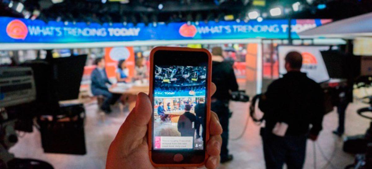"""Periscope, la nueva red social que revoluciona el concepto """"velfie"""""""