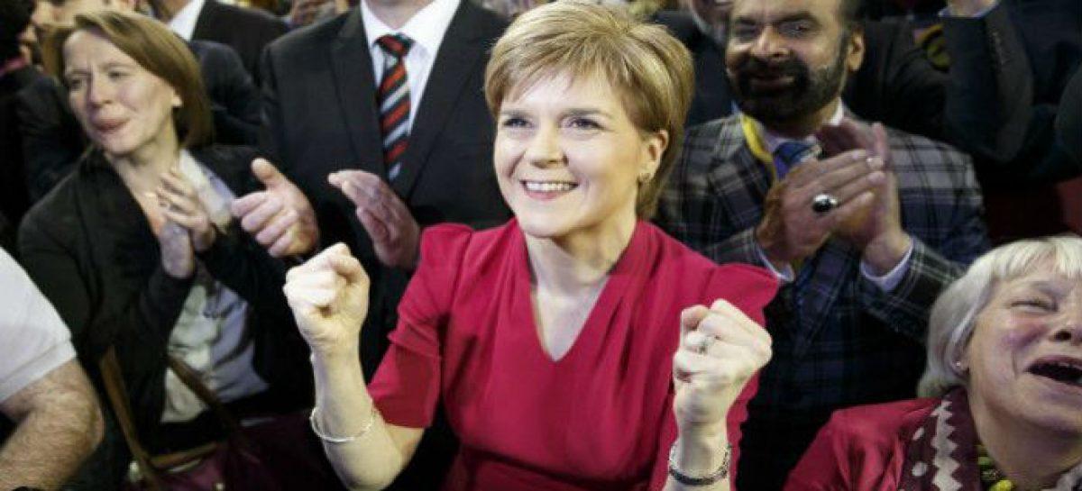 Nicola Sturgeon, la mujer que ha conquistado las elecciones británicas