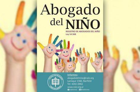 Buenos Aires crea la figura de 'abogado del niño' para garantizar la defensa autónoma