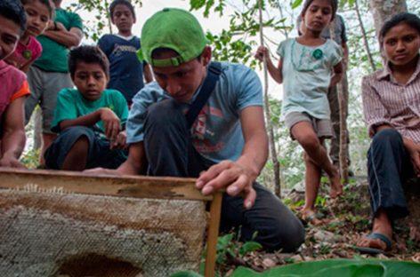 Jóvenes guatemaltecos recuperan la agricultura de sus ancestros mayas
