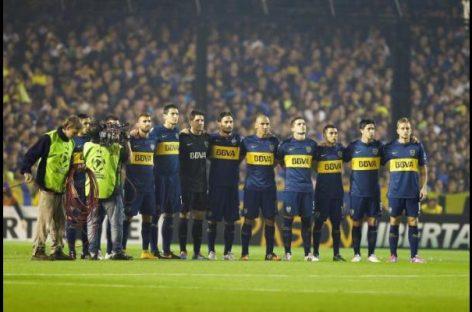 Descalifican a Boca Juniors de la Copa Libertadores