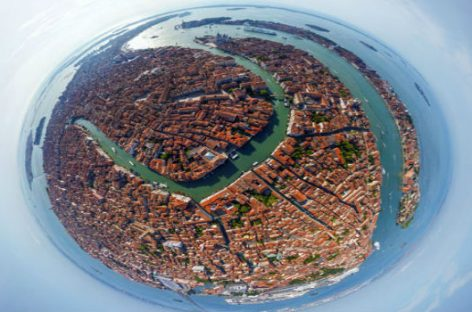 Ciudades con vistas insólitas desde una panorámica de 360 grados