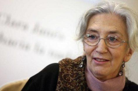 La poetisa Clara Janés es elegida nueva académica de la lengua española (RAE)