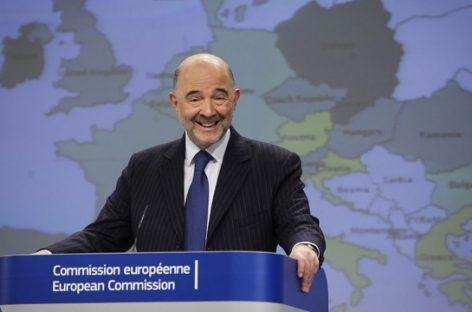 Bruselas eleva las previsiones económica de España hasta un 2,8 %