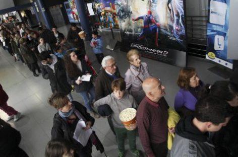 El cine celebra su fiesta con precios populares en taquilla