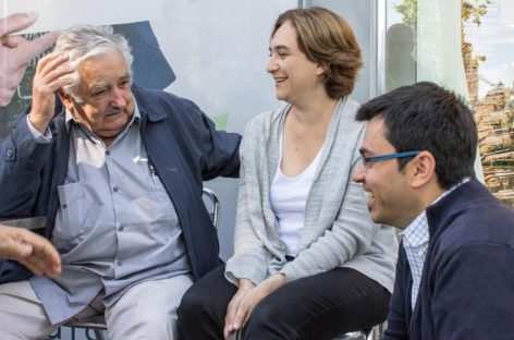 Un argentino, figura de la 'nueva política' catalana