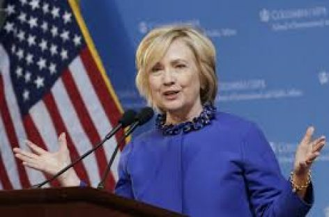 Hillary Clinton se solidariza con los 11 millones de indocumentados