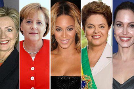 Las mujeres más poderosas del mundo