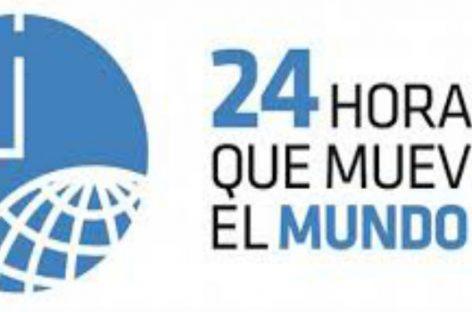 """Manos Unidas lucha contra la injusticia con """"24 horas que mueven el mundo"""""""